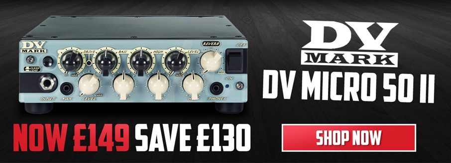 DV Mark DV Micro 50 II Sale