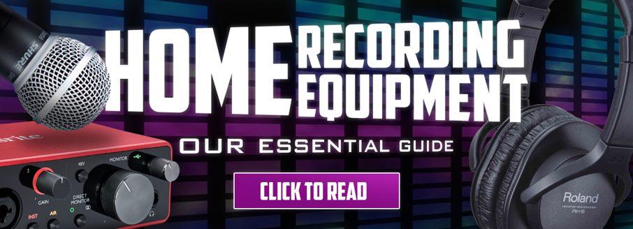 Home Recording Guide