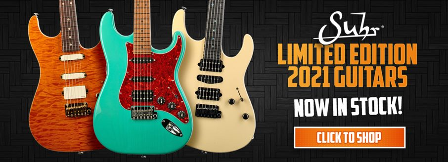 Suhr 2021 Limited