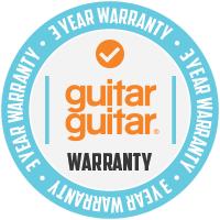 guitarguitar - 3 Year Warranty