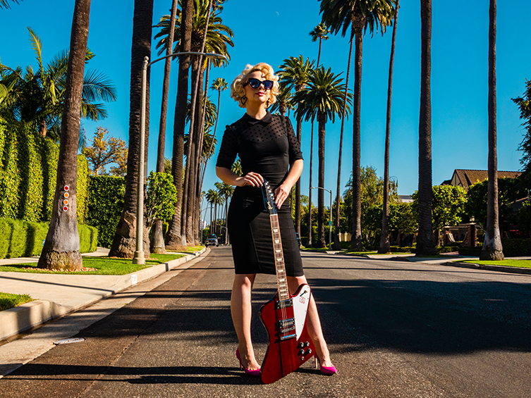 The Guitarguitar Interview Samantha Fish