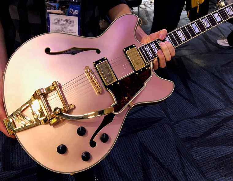 NAMM: Day Three