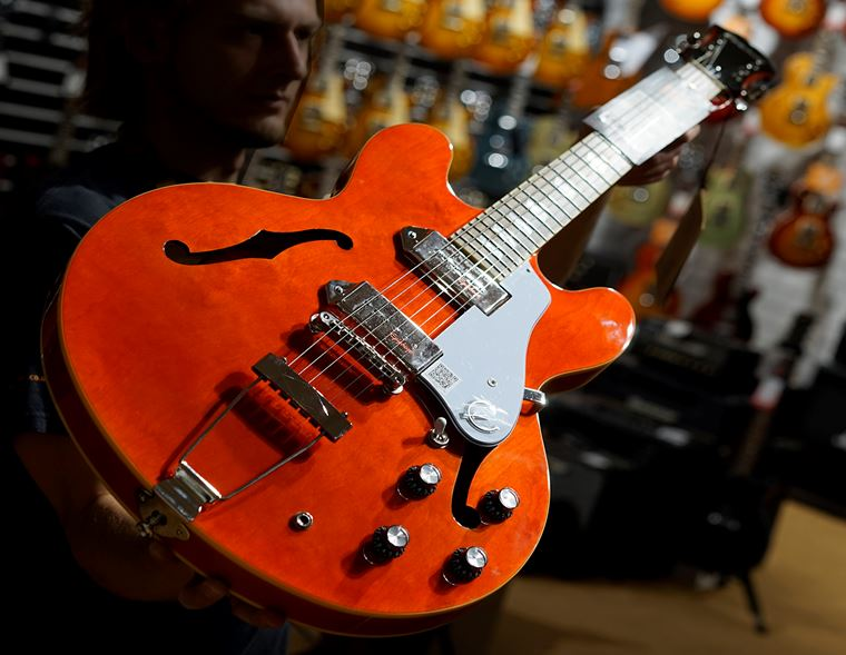 A Closer Look: Epiphone Limited Editions