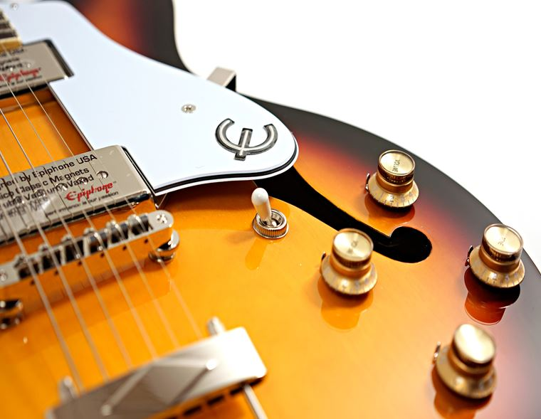 A Closer Look: The Great Epiphone Semi