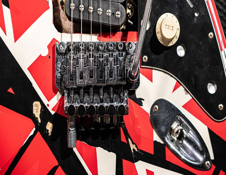 A Closer Look: EVH Frankenstein Relic