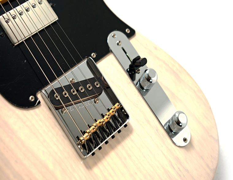 A Closer Look: G&L Fullerton Deluxe guitars