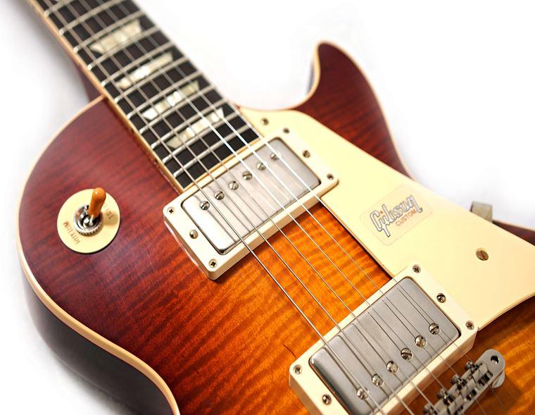 A Closer Look: Gibson Custom Shop 60th Anniversary Les Pauls