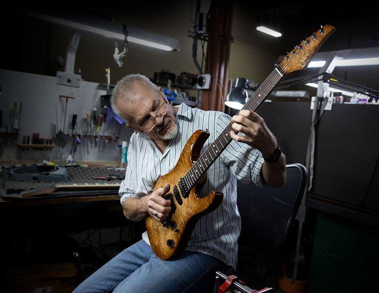 Meet Your Maker: John Suhr
