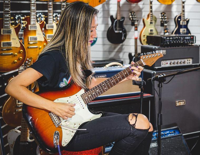 Women Who Rock: IWD