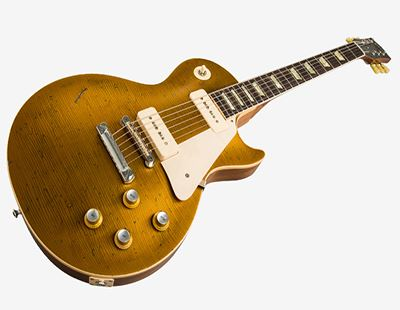 Brief Histories: The Gibson Les Paul