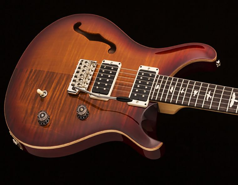 A Closer Look: PRS CE24 Semi-Hollow