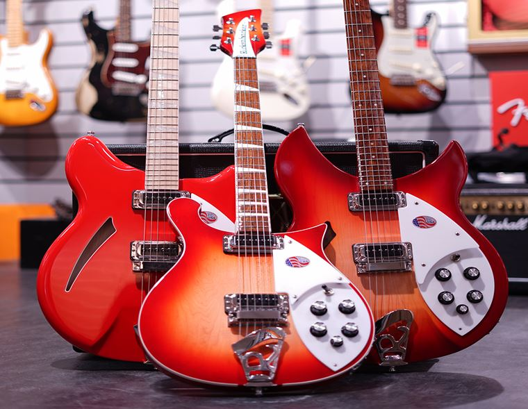 Rickenbacker: The Other Californian Classic