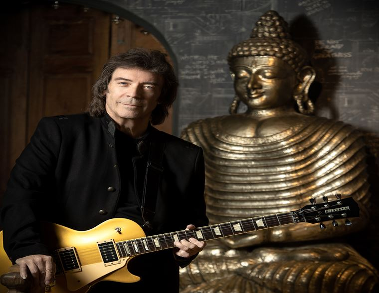 The guitarguitar Interview: Steve Hackett
