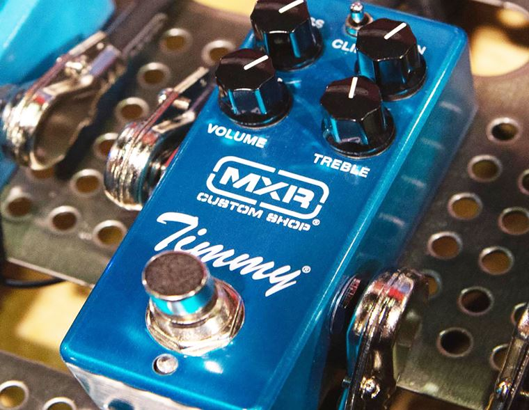 A Closer Look: MXR CSP027 TIMMY Overdrive