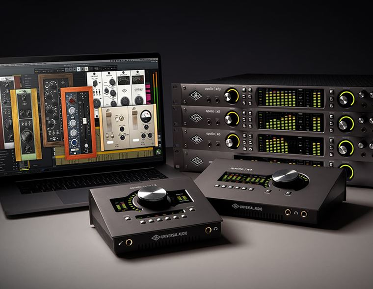 Offers: Get FREE Plugins with Universal Audio