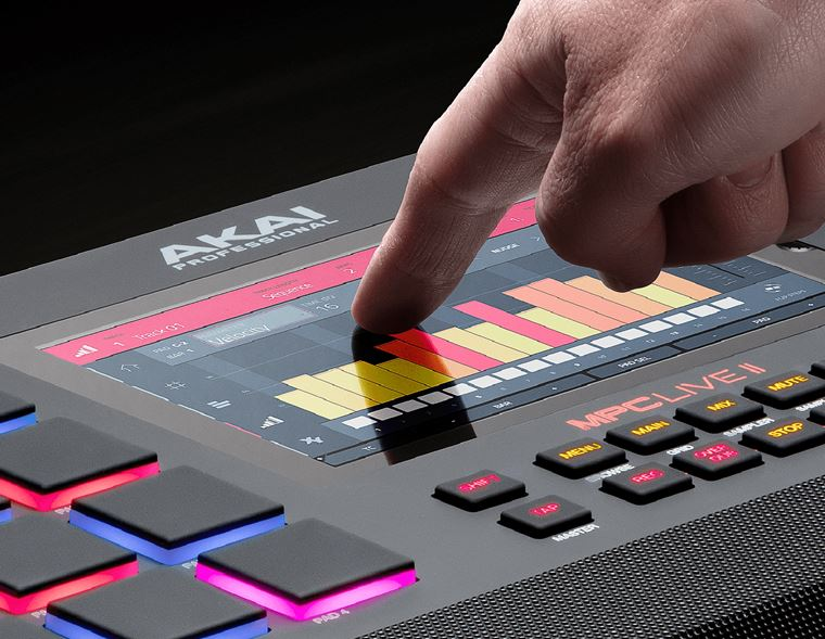 A Closer Look: Akai MPC Live II