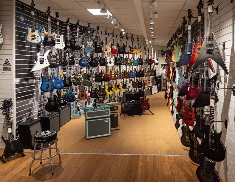 Events: 10th Birthday Party at guitarguitar Birmingham