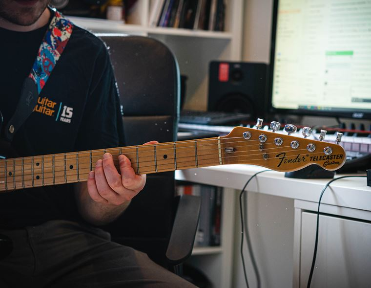 Rock Out at Home: guitarguitar Backing Track Challenge