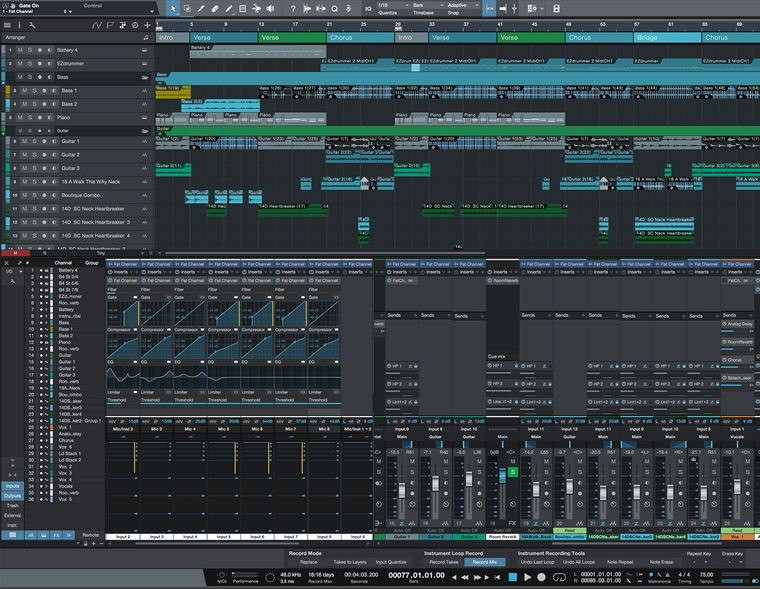 Events: Presonus Live Stream Takeover