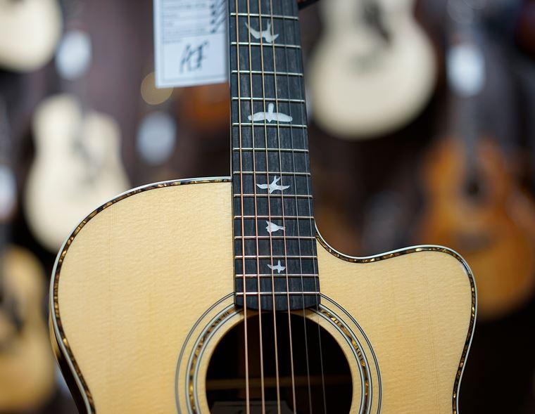 Competition: Win a PRS SE Acoustic Guitar