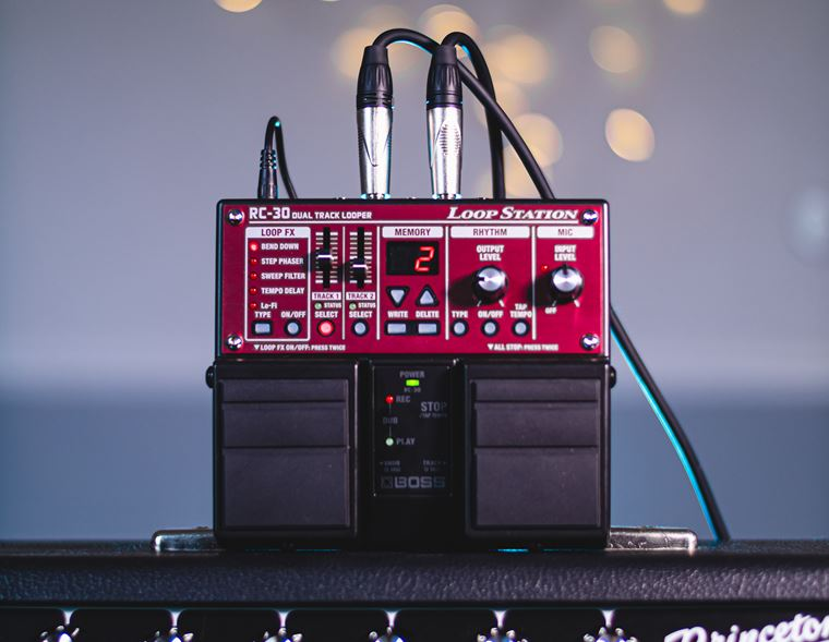 A Closer Look: BOSS RC-30