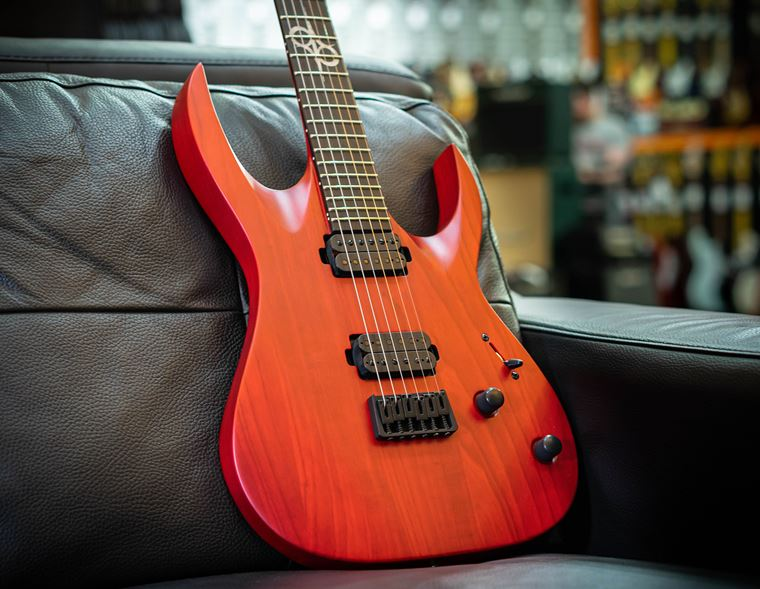 Competition: Win a Solar A2.6TBR Guitar