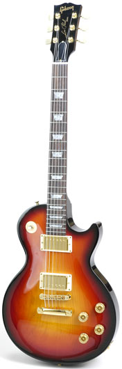 Gibson Les Paul Studio Fireburst Gold Hardware