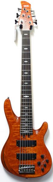 Yamaha trb1006 caramel bass 6 string for Yamaha 6 string bass