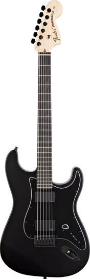 Fender Jim Root Stratocaster Black EB