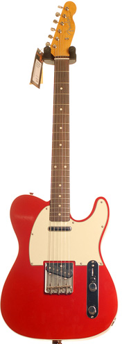 Fender Vintage 62 Bound Edge Tele Candy Apple Red