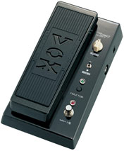 Vox JS-DSWH Big Bad Wah - Joe Satriani Signature Wah
