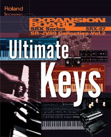 Roland SRX-07 Ultimate Keys - wave expansion board