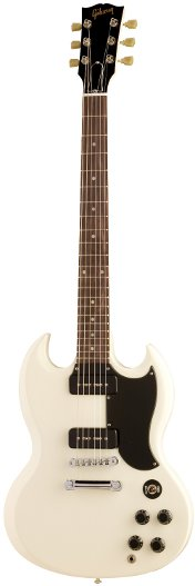 Gibson SG Special 60s Tribute Worn White