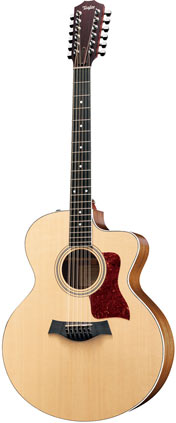 Taylor 455CE 12 String Acoustic