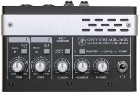 Mackie Blackjack USB Audio Interface