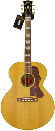 Gibson J-185 True Vintage Antique Natural