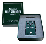 Ibanez TS808HWB Handwired Tube Screamer