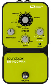 Source Audio Tri-Mod Wah Pedal