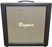 Bogner 212 Cab Goldfinger Style Closed Back