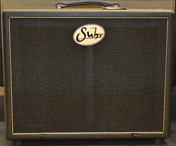 Suhr 112 Cab V30 Loaded Black Grille