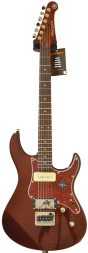 Yamaha Pacifica 611HFM Root Beer