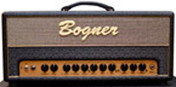 Bogner Shiva Head 20th Anniversary KT88 Comet Tolex Salt and Pepper Grille