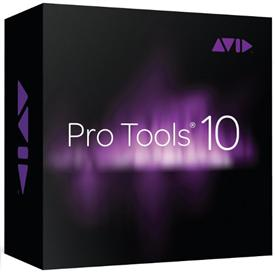Avid Pro Tools 10 Activation Card (NO DVD's)