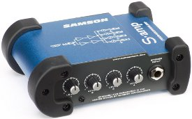 Samson S-Amp Headphone Amp