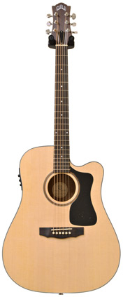 Guild AD-3CE Mahogany Dreadnought with Fishman Presys Natural (2012)