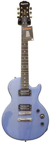 Epiphone Ltd Edition Special II Metallic Pelham Blue