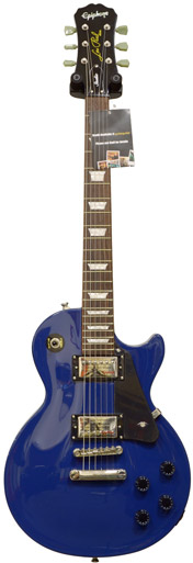 Epiphone Ltd Edition Les Paul Studio Deluxe Arctic Blue