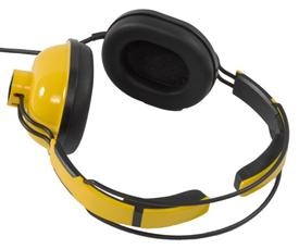 Superlux HD651 Headphones (Yellow)