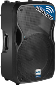 Alto TS115W Active Speaker Wireless (Single)