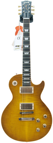 Gibson LPR0 1960 Les Paul Lightly Aged Lemonburst #2399